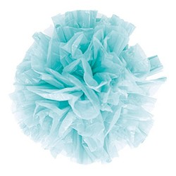 Just Fluff Colored Plastic Poms (Pk of 25)