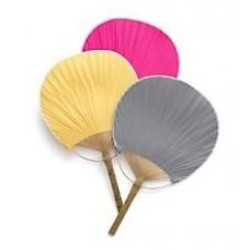 Paddle Fans (11 Colours Available)